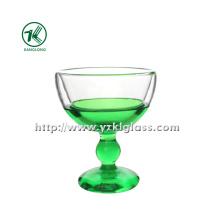 Garrafa de vidro de parede dupla (8.5 * 5.5 * 10 115ml)