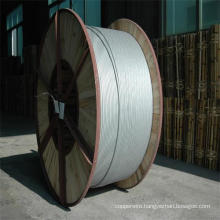 China Whole Sale Galvanized Steel Wire Galvanized Strand Wire