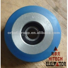 escalator step roller Mitsubishi