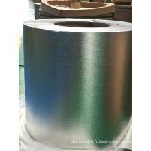 Bobine de résine en aluminium à base de peau d'orange pour l'air conditionné