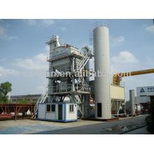 LB1000 Venda nova fábrica automática de misturas de asfalto automático à venda na China