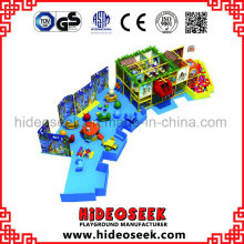 Ce Certificated Kid benutzte Innenspielplatz-Ausrüstung für Verkauf