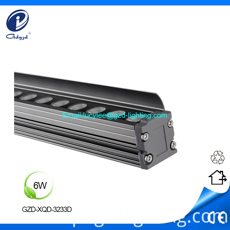 6W-led linear light