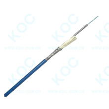 Faser-Optik-Kabel Simplex Armored Cable