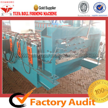 High Efficiency Floor Deck Roll Forming Machine