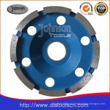 100mm Single Row Cup Wheel