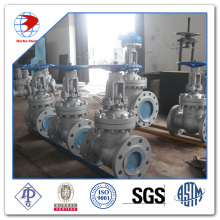 API600 API6d Ce Certification Flange End Handwheel Gate Valve