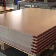 FR4 Copper clad laminated sheet