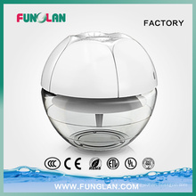 Mini Desktop Revitalizer de ar à base de água na cor branca