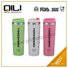 Hot sale high quality stainless steel auto mu with screen printing