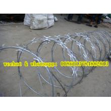 Fabrik von Razor Wire Cbt 60 (OHNE CLIPS)