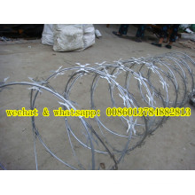 Factory of Razor Wire Cbt 60 (WITHOUT CLIPS)