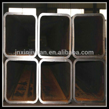 ERW Carbon Welded Black Steel Pipe / Tube