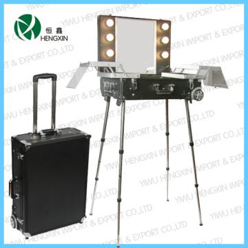 New Design Light Make up Case (HX-DY9616K)
