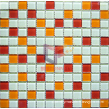 Decorative Wall and Floor Used Glass Mosaic (CFC174)