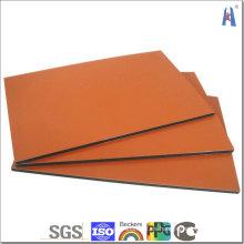 Garantía de calidad de la fábrica de Guangzhou Megabond Acm ACP Panel compuesto de aluminio