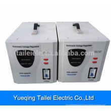 Régulateur de tension automatique électrique à domicile LED