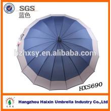 "27"" Big Straight Golf Umbrella For Promotion"