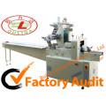 Dlz-460 Full Automatic Continuous Stretch Pork Vacuum Packaging Machine