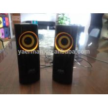 mini 2.0 computer speaker, 2.0 speaker