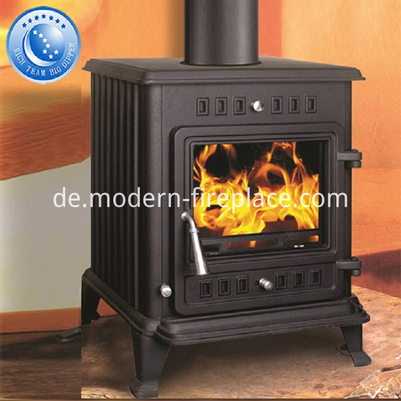Contemporary Cast Iron Wood Burning Stoves