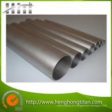 Metal Gr1, Gr2 tubo de titânio sem emenda