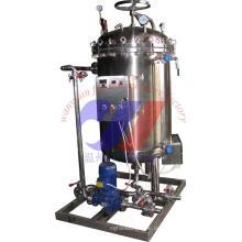 Vertikaler kleiner Sterilisator Retort 500L