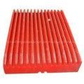 Backenbrecherplatte aus Manganstahl für Metso C63 C80 C100 C110 C125 C140 C160 C200