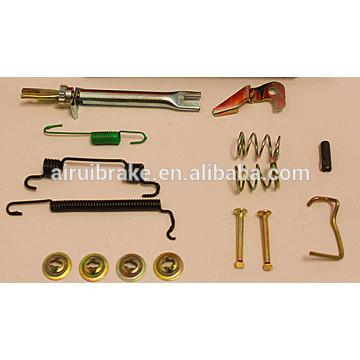 S814 brake shoe repair spring hardware kit for Aveo