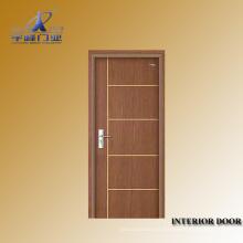 Puertas de madera italianas