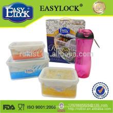Recipiente de plástico personalizado resealable L China
