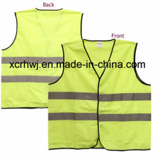 Traffic Police Reflective Vest, Traffic Safety Jackets, Stock Safety Reflective Vests