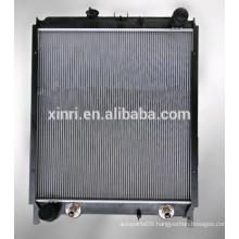 aluminum radiator 16400-E0070 for HINO ranger