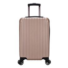 Fashionable Travel luggage ABS PC luggage wholesale