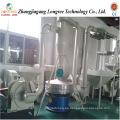 PVC, HDPE, PE, LDPE, LLDPE, ABS Pulverizador de plástico