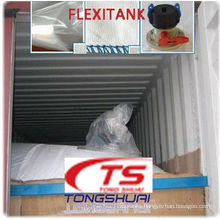 flexitank for container liquid transportation