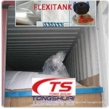 Flexitank para transporte líquido de contêiner