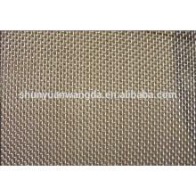 Treillis en zirconium pur, filet en zirconium