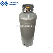 Cilindros de gás GLP de 50 kg 118L baratos e de boa qualidade