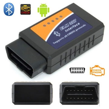 Scanner de diagnostic automatique de voiture Bluetooth OBD2
