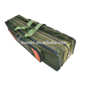 Fabricación de bolsas de pesca impresas en lona