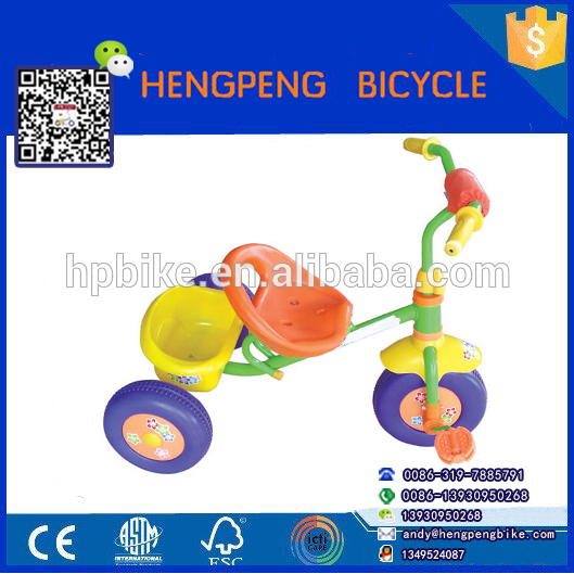 Kid Bike Accessories 2015 Baby Tricycle Nuevos modelos Bike