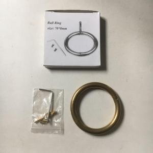 factory Outlets for for Bull Nose Ring 7cm pure copper cattle nose ring export to Swaziland Factories