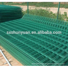 PVC beschichtetes Qualitätssicherheits-Zaunnetz