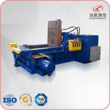 Machine hydraulique de presse à balles de copeaux de ferraille d'usine
