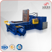 Factory Hydraulic Scrap Metal Shavings Baler Machine