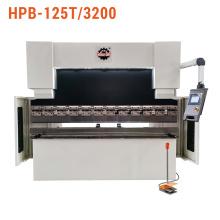 NC Hydraulische Abkantpresse für die Metallbearbeitung