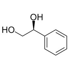 Кирального химического порядка 16355-00-3 ГЗ (р) -1-фенил-1, 2-Этандиол