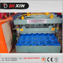 Dx 828 European Style Roll Forming Machinery Factory