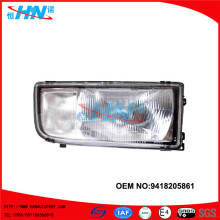 Benz Head Lamp Mercedes Benz Actros Truck Parts 9418205861